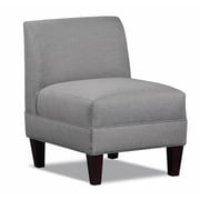 Carolina Accents Briley Side Chair; Sand