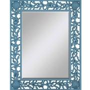 Paragon Splash Mirror; Blue