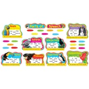 Trend Parts of Speech Bulletin Board Set (T-8285)