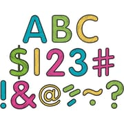 """Teacher Created Resources 2"""" Chalkboard Brights Classic Letters Uppercase Pack (TCR5814)"""