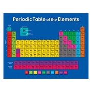 "Teacher Created Resources 22 x 17"" Periodic Table of the Elements Chart (TCR7575)"
