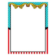 "Teacher Created Resources 22 x 17"" Carnival Blank Chart (TCR7570)"