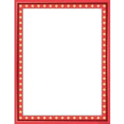 "Teacher Created Resources 22 x 17"" Marquee Blank Chart (TCR7530)"