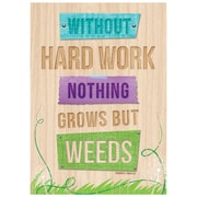 "Creative Teaching Press 19 x 13"" Without hard work Inspire U Poster (CTP7287)"
