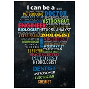 "Creative Teaching Press 19 x 13"" STEM Careers Poster (CTP7273)"
