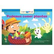 Creative Teaching Press Paperback, Podemos comer plantas (We Can Eat the Plants) Learn to Read Spanish Book(CTP8244)