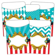 Teacher Created Resources, Carnival Library Pockets Multi-Pack, Pack of 35 (TCR5713)