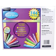 Sargent Art Tempera Paint Stick Ages 3+, 144 Pieces Per Pack (SAR932100)