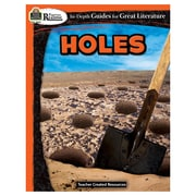 Rigorous Reading: Holes 5th-8th Grade (TCR8260)