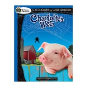 Rigorous Reading: Charlotte's Web 3rd-5th Grade (TCR8258)