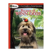 Rigorous Reading: Because of Winn-Dixie 3rd-6th Grade (TCR8200)
