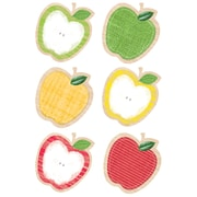 "Creative Teaching Press 10"" Apples, Assorted Colors (CTP7046)"