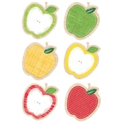 "Creative Teaching Press 6"" Apples , Assorted Colors (CTP6591)"