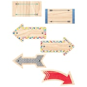 """Creative Teaching Press 6"""" Arrows, Assorted Colors (CTP6009)"""