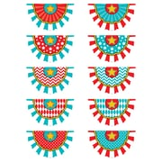 "Teacher Created Resources 6"" Carnival Bunting, Assorted Colors (TCR5807)"