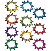 "Teacher Created Resources 6""  Superhero Burst, Assorted Colors (TCR5830)"