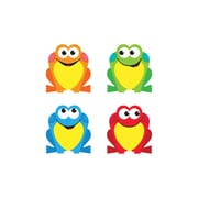 "TREND 3"" Colorful Frogs, Assorted Colors (T-10893)"