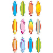 "Teacher Created Resources 2-5/8"" Surfboards,  Assorted Colors (TCR5537)"