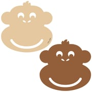 "Creative Teaching Press 3"" Monkey, Brown and Tan (CTP4901)"