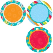 "Creative Teaching Press 3"" Dots on Turquoise, Assorted Colors (CTP0828)"