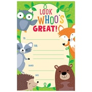 Creative Teaching Press Woodland Friends Awards Multi-Color 30 Awards Per Pack (CTP2527)