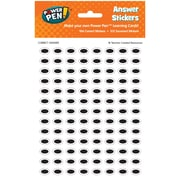 Teacher Created Resources Power Pen Stickers Black and White 416 Stickers Per Pack (TCR6168)
