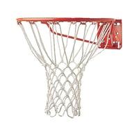 Champion Sports 6MM Professional Nylon Basketball Net. White, 3 Count Per Order (CHS408)