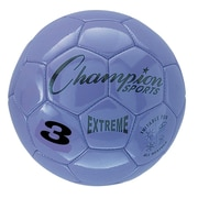 Champion Sports Extreme Size 3 Purple Soccer Ball  (CHSEX3PR)