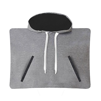 Senseez Hooded Pillow Grey Vibrating, 1 Pillow (SSZ90415) 2323463