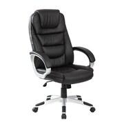 Merax Adjustable High Back Leather Executive Chair