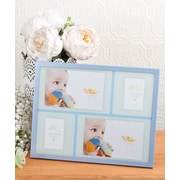 FashionCraft Baby Boy Collage Aluminium Picture Frame