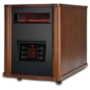 HOLMES PRODUCTS Portable Electric Infrared Cabinet Heater w/ Remote Control