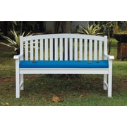 Anderson Teak Hamilton 3-Seater Teak Garden Bench