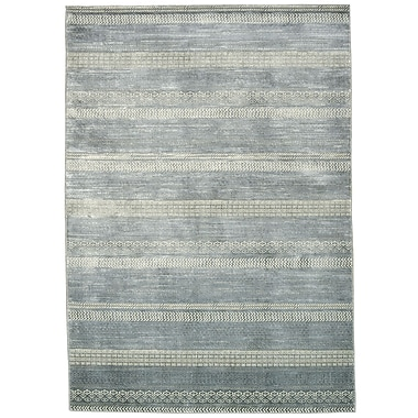 Calvin Klein Rugs Maya Delta Dolomite Area Rug; 5'3'' x 7'5''