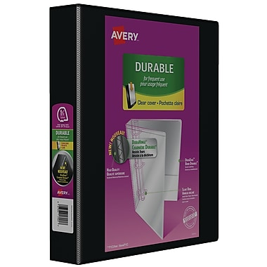 Avery® Durable View Binder, 1-1/2