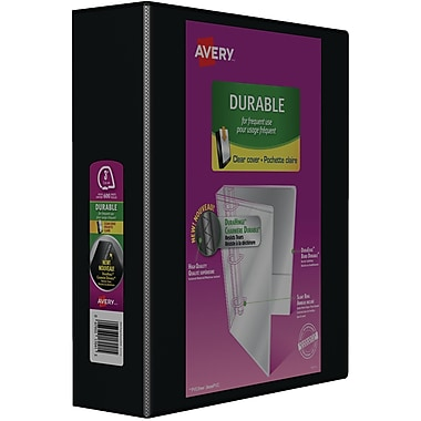 Avery® Durable View Binder, 3