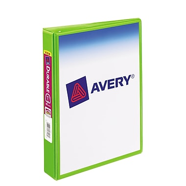 Avery® Durable View Binder, 1