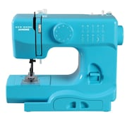 Janome Portable Mechanical Sewing Machine; Turbo Teal
