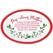 DEI Merry and Bright Pass Along Platter
