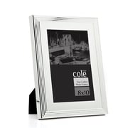 Godinger Silver Art Co Outer Line Picture Frame; 8'' x 10''