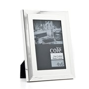 Godinger Silver Art Co Outer Line Picture Frame; 4'' x 6''