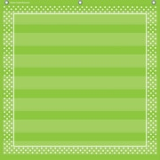 Teacher Created Resources, Lime Polka Dots 7 Pocket Chart (TCR20741)