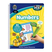 Teacher Created Resources, Power Pen Learning Book - Numbers (TCR6982)
