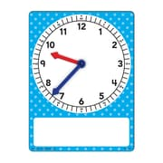 Teacher Created Resources, Magnetic Foam Geared Clock Large. Pack of 2 (TCR20710)