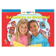 Creative Teaching Press Paperback La lectura es divertida! (Reading Is Fun!) Learn to Read Spanish Book(CTP8289)