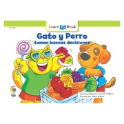 Creative Teaching Press Gato y Perro toman buenas decisiones (Good Choices for Cat and Dog) Learn Spanish