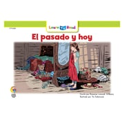 Creative Teaching Press Paperback, El pasado y hoy (Long Ago and Today) Learn to Read Spanish Book(CTP8284)