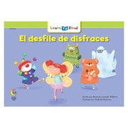 Creative Teaching Press Paperback, El desfile de disfraces (The Costume Parade) Learn to Read Spanish Book(CTP8267)
