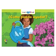 Creative Teaching Press Paperback, Como puedo ayudar? (How Can I Help?) Learn to Read Spanish Book(CTP8278)