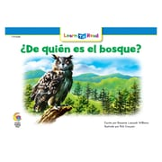 Creative Teaching Press Paperback, De quien es el bosque? (Whose Forest Is It?) Learn to Read Spanish Book(CTP8248)
